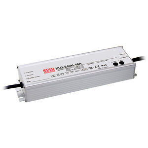 Mean Well Hlg 240h 12a 192w 12v 16a Switching Led Power Supply Model A