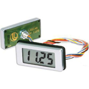 Lascar Electronics Emv 1125 Display Lcd Voltmeter 3 5digit 200mv Full Scale Auto