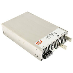 Mean Well Se 1500 12 Ac To Dc Power Supply Single Output 12 Volt 125 Amp 1 5kw