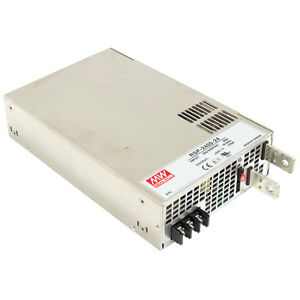 Mean Well Rsp 2400 48 2400w Ac Dc Power Supply Single Output 48v 50a