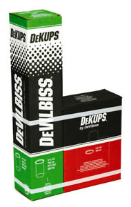 Dekups Disposable 9oz Cups Lids