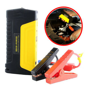 New 20000mah 12v 200a Car Jump Starter Battery Charger Power Bank Booster Boat