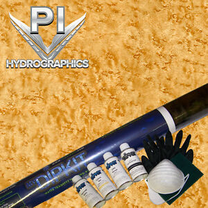 Hydrographic Kit Hydrodipping Water Transfer Hydro Dip Burl Wood Bw 420