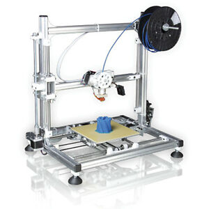 Velleman K8200 3d Printer Kit uses 3mm Filament