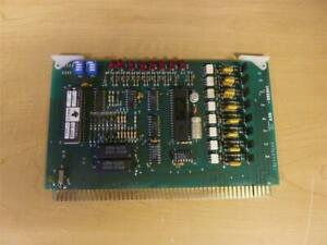 Amsco 146588 Rev 18 Expander Control Board For Series 2000 Sterilizer 13882