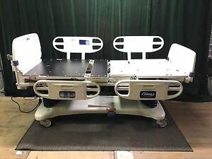 Stryker Epic Zoom 2040 Critical Care Hospital Bed Fully Tested