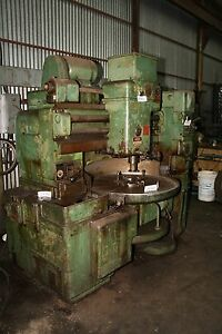 Fellows Type 36 Gear Shaper Sn 29360