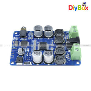 Tda7492p Wireless Bluetooth V2 1 Audio Receiver Power Amplifier Board 2x25w