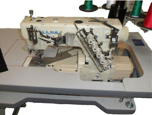 Lj 6800 Small Cylinder Bed Coverstitch Sewing Machine