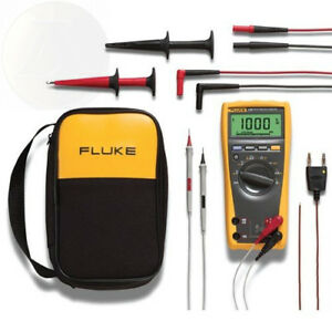 Fluke 179 eda2 6 Piece Industrial Electronics Multimeter Combo Kit