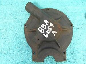 1949 53 Ford Flathead V8 Cast Iron Timing Cover 1216