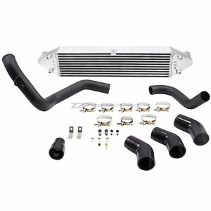 Zzperformance 2011 15 Chevy Cruze 1 4 Turbo Front Mount Intercooler Kit W Piping