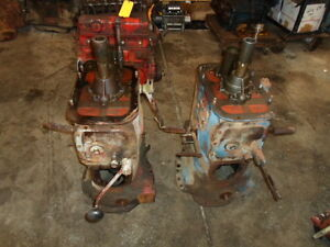 Ford 861 800 900 801 901 2000 4000 Tractor 5 Speed Transmission With Live Pto