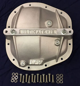 Ford 10 25 10 5 Aluminum Cover F250 F350 Super Duty Sterling Rear Axle Girdle