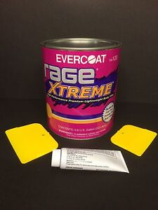 Evercoat Rage Extreme 120 Premium Lightweight Body Filler Hardener