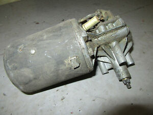 Porsche 914 Wiper Motor For Restoration Or Parts May Work Or Not
