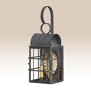 Early American Sconce Conestoga Wall Light Lancaster Pa Outdoor Lighting