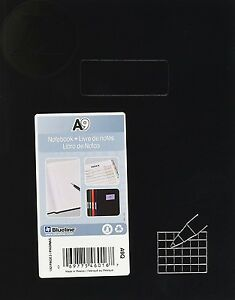 Blueline Business Notebook Quad Ruled 9 25 X 7 25 192 Pages A9q New Ships Free