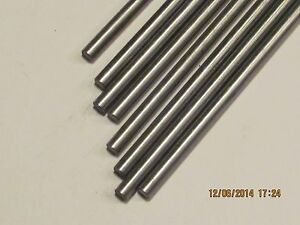 1 4 Stainless Steel Rod Bar Round 304 5 Pcs 48 Long