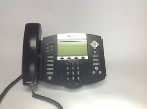 Polycom Soundpoint Ip 650 Ip650 Sip Business Phone