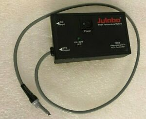 Julabo Tccb Thermocouple To Rtd Converter