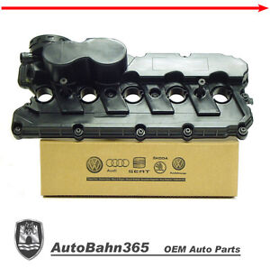 New Genuine Oem Vw Cylinder Head Valve Cover 2 5 Beetle 2006 2010 07k103469m