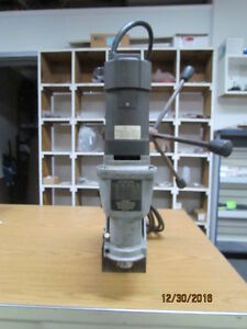 Unibor Eq 100 Magnetic Drill No 3 Mt