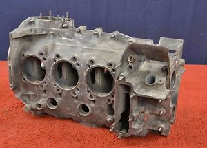 Porsche 914 6 Engine Case Block 6404126 Motorgeh use Genuine 901 38 Vw porsche