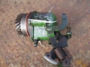 1963 John Deere 4010 Gas Farm Tractor Governor Free Shipping