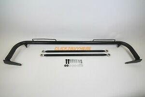 Precision Works Universal Harness Bar 48 51 Inches Black