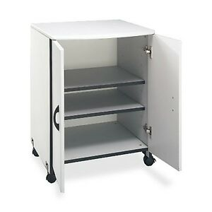 Buddy Products Wood Laser Printer And Copier Stand 23 X 31 125 X 23 Inches Gr