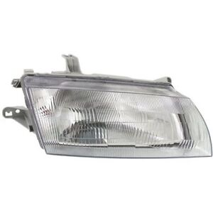 New Headlight Passenger Side For Mazda Protege Ma2503112 1997 To 1998
