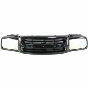 New Grille For Chevrolet Tracker Gm1200434 2001 To 2004