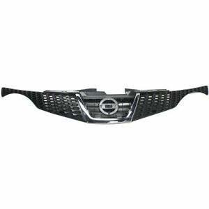 New Grille For Nissan Juke Ni1200244c 2011 To 2013