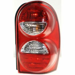 New Tail Light Passenger Side For Jeep Liberty Ch2801158 2005 To 2007