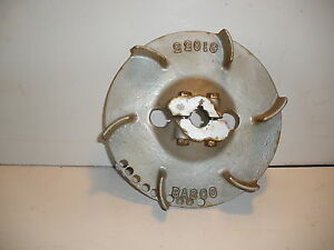 Vintage Briggs Stratton Gas Engine Models M Mb Mc Mf Fj2 Blower Flywheel 61183