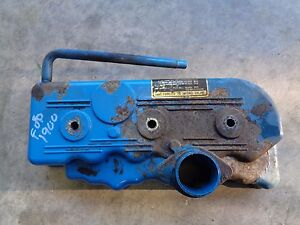 Ford 1900 Valve Cover