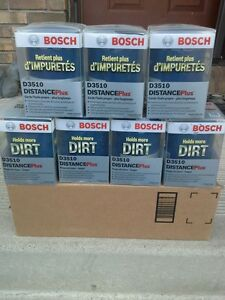 Lot Of 7 Bosch D3510 Distance Plus High Performance Spin On Engine Oil Filter