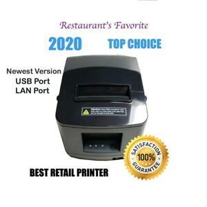 Best Pos Receipt Printer Pbm P 822d 3 1 8 Thermal Usb Network Ethernet Printer
