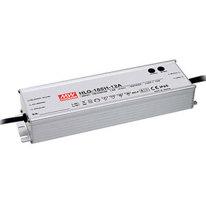 Mean Well Hlg 185h 36b 185w Single Output Switching Led Power Supply