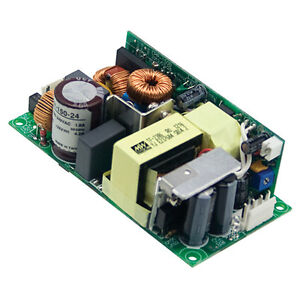 Mean Well Epp 150 27 Ac To Dc Switching Led Open Frame Power Supply Single Outpu