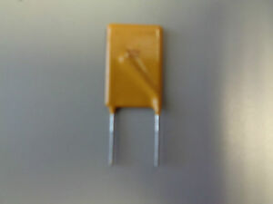 Raychem Rue500 Resettable Fuses Pptc 5a 30v 100a Imax lot Of 825