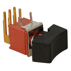 C k Et21j1abe2 Dpdt Rocker Switch 0 4v 10 Pcs