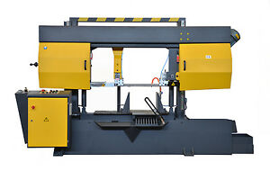 New 560c 22 x30 Dual Column Band Saw Bandsaw Large Semi Automatic Heavy Duty