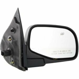 New Mirror Passenger Side For Ford Explorer Fo1321212 2002 To 2005