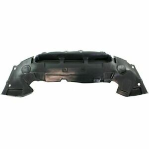 New Gm1092223 Front Bumper Lower Air Shield For Cadillac Dts 2006 2011