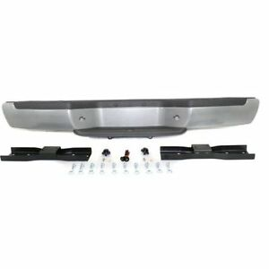 New Bumper rear For Nissan Frontier 2001 To 2004