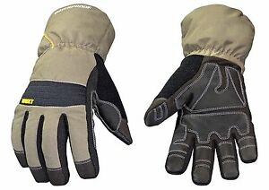 Youngstown Glove 11 3460 60 l Waterproof Winter Xt 200 Gram Thinsulate Waterp