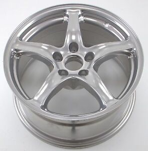 17 Ford Mustang Gt Wheel Rim Original Factory Oem 2000 2001 2002 2003 2004 3285