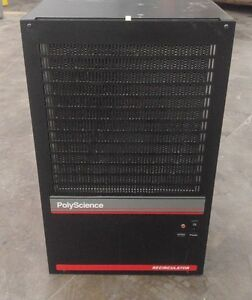 Polyscience 3370 Air Cooled Recirculator For Synrad Laser System